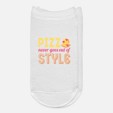 Happiness Pizza never goes out of style - Ankle Socks