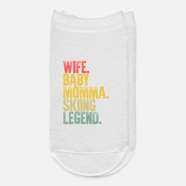 Best Mother Women Funny Gift T Shirt Wife Baby - Ankle Socks