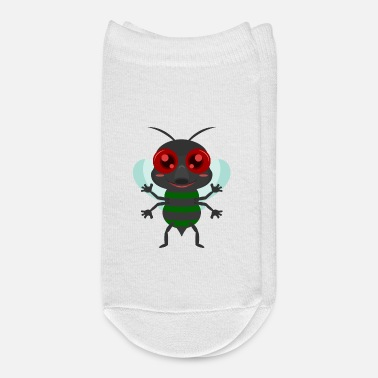 Fly Fly Mosquito Insect - Ankle Socks