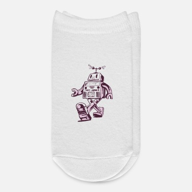 Robot Robot Quote Robotics I´m not a Robot - Ankle Socks