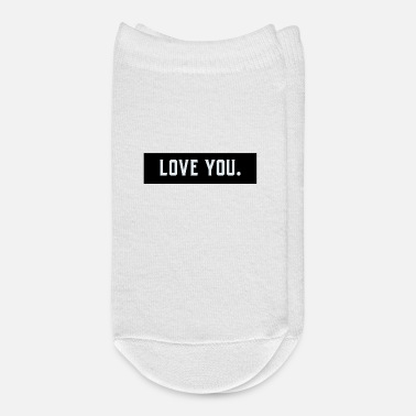 Love You Love you - Ankle Socks