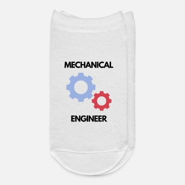 Mechanic Funny Mechanical Engineer Design - Ankle Socks