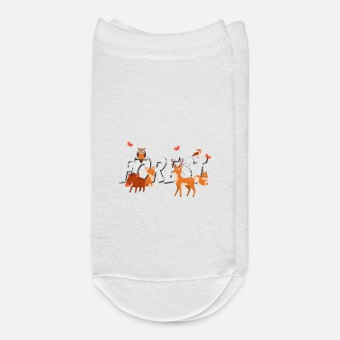 Forest Forest Forest Animals Forest Dweller Forester Gift - Ankle Socks