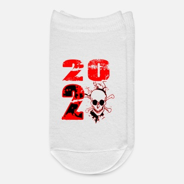 Deadman 2020 - skull - Ankle Socks