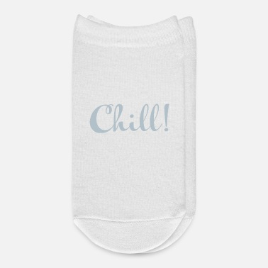 Chill Chill - Ankle Socks