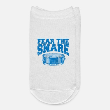 Fear the snare - Ankle Socks