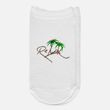 Vacation relax vacation - Ankle Socks