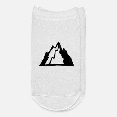 Mountains Mountain - Ankle Socks