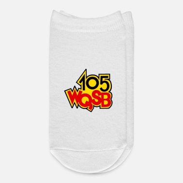 Radio 105 WQSB Radio - Ankle Socks
