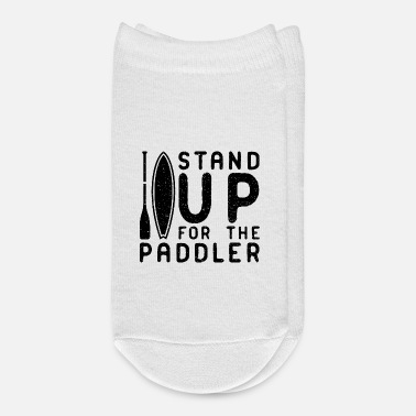 Stand Stand For The Paddler - Stand Up Paddle - Ankle Socks