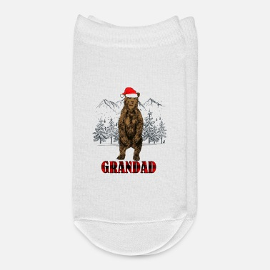 Grandad Grandad Bear - Ankle Socks