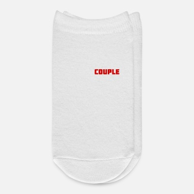 Couples QuaranCouple (Quarantine Couple) - Ankle Socks