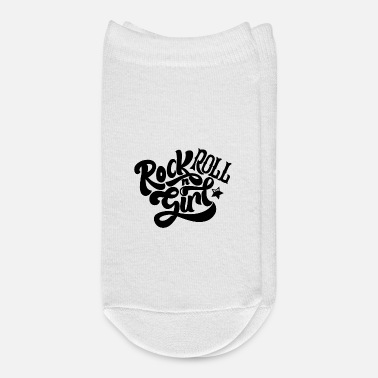 Rock N Roll Rock n Roll Girl - Ankle Socks