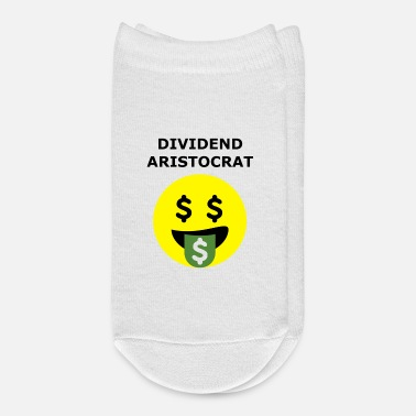 Wealthy Dividend aristocrat - Ankle Socks