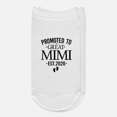 Mimi To Be Promoted To Great Mimi Est. 2020 - Ankle Socks