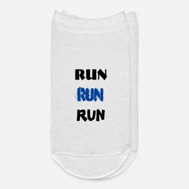 Running RUN RUN RUN - Ankle Socks