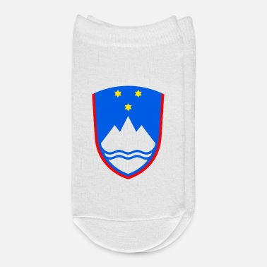 Coat Of Arms Slovenia Coat of arms - Ankle Socks