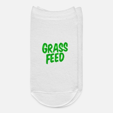 Grass Grass Feed - Ankle Socks