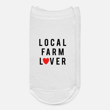 Amazing What is a Local Farm Lover? - Ankle Socks