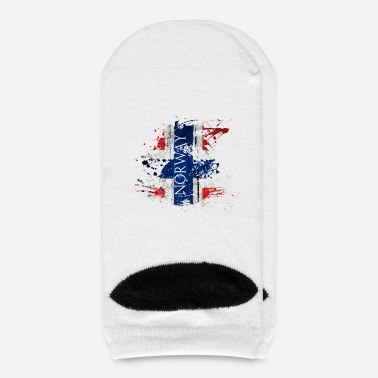 Norway Norway Norwegen Norge Flag State Oslo Nationality - Ankle Socks