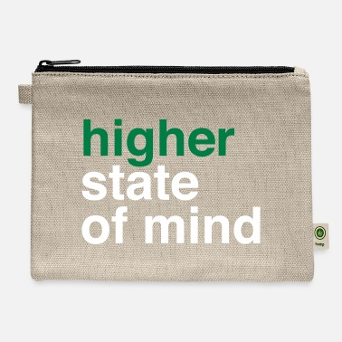 Higher State Of higher state of mind - Carry All Pouch