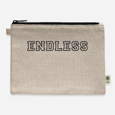 Endless endless - Carry All Pouch