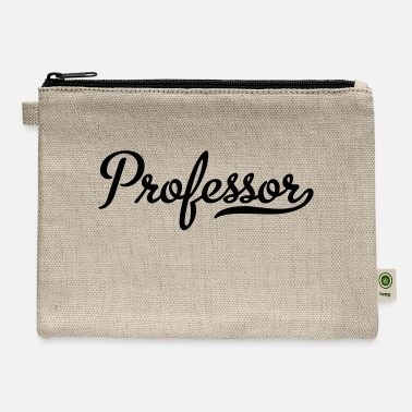 Professor Professor - Carry All Pouch