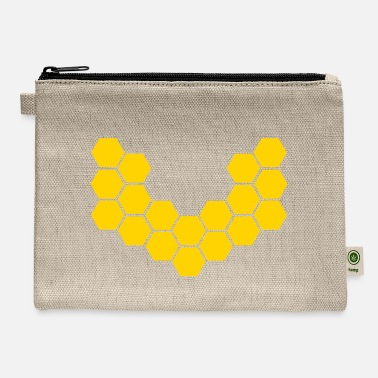 Honeycomb Honeycombs - Carry All Pouch