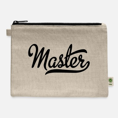 Master master - Carry All Pouch