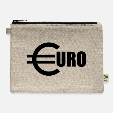 Euro Euro - Carry All Pouch