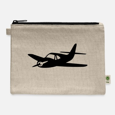 Propeller Propeller plane - Carry All Pouch