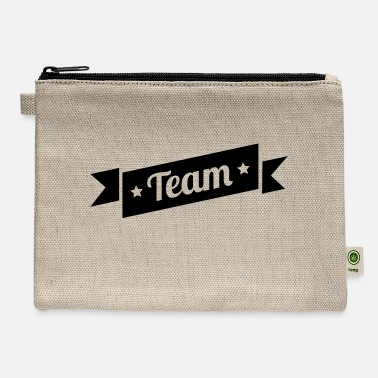 Team team - Carry All Pouch
