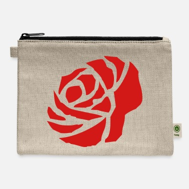 rose - Carry All Pouch