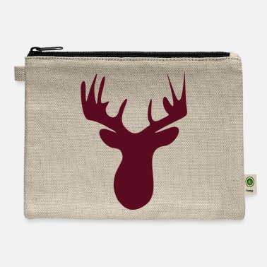 Elk elk - Carry All Pouch