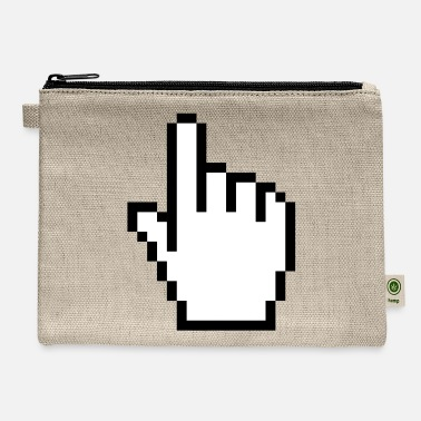 Clic Mouse Finger - Carry All Pouch