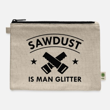 Sawdust Sawdust - Carry All Pouch