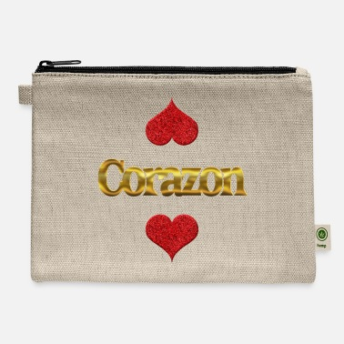 Corazon Corazon - Carry All Pouch