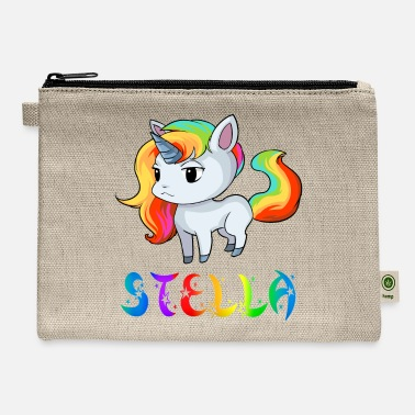 Stella Stella Unicorn - Carry All Pouch