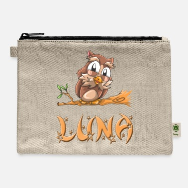 Luna Luna Owl - Carry All Pouch