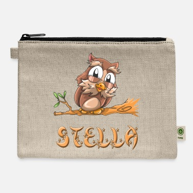 Stella Stella Owl - Carry All Pouch