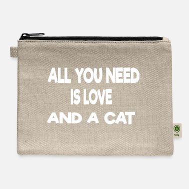 Love All you need is love and - Carry All Pouch