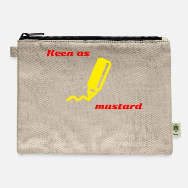Keen As Mustard Keen as Mustard - Carry All Pouch