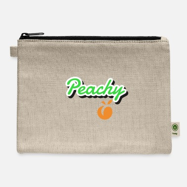 Peachy - Carry All Pouch