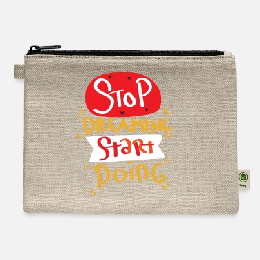 Start Motivation Start First Step Start Start Goal - Carry All Pouch