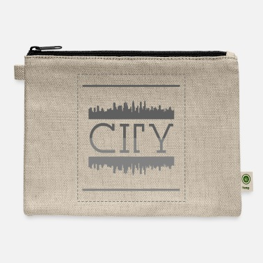City City - Carry All Pouch