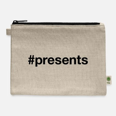 Present PRESENTS - Carry All Pouch