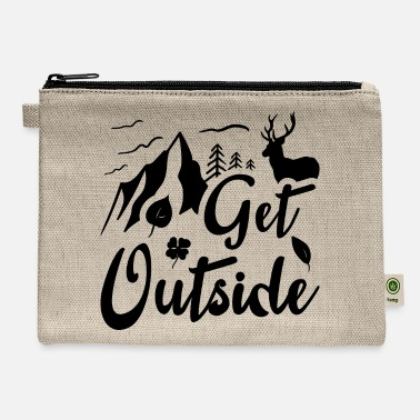 Start Get outside - Carry All Pouch