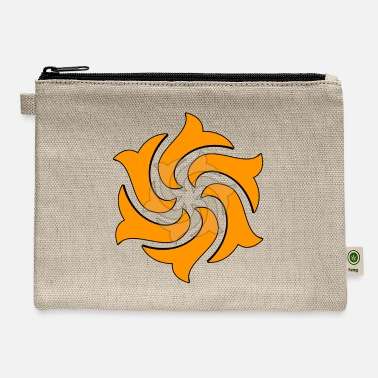 Chakra SudarshN Chakra - Carry All Pouch