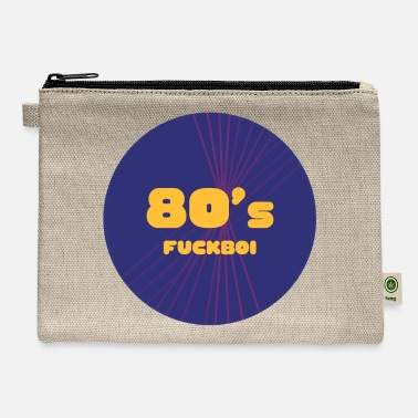 Fuckboy 80's Fuckboi / Fumisteries - Carry All Pouch