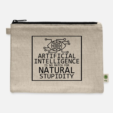 Artificial Intelligence Artificial Intelligence - Carry All Pouch